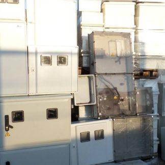 Quadres elèctrics de protecció i mesura i armaris per automatismes