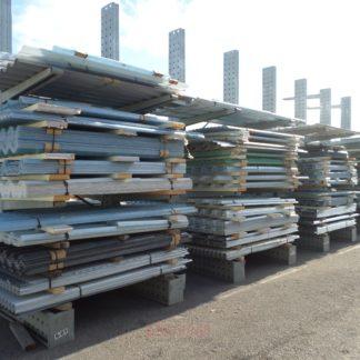 Planchas metalicas y de fibra para cubierta des de 5,50€/m²