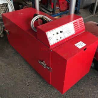 Filtro de escape - aspirador con purificación monofásica automática diseñados específicamente para humos de soldadura.