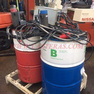Sistema de embalaje de espuma Instapak.