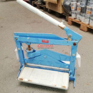 Cortadora de cerámica Alba TC-40 para construcción.