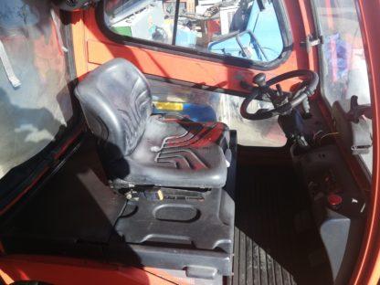 Tractor de arrastre Tecna.