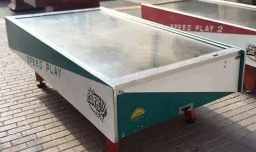Recreativa mesa de aire