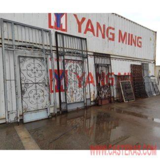 Puertas y rejas de forja