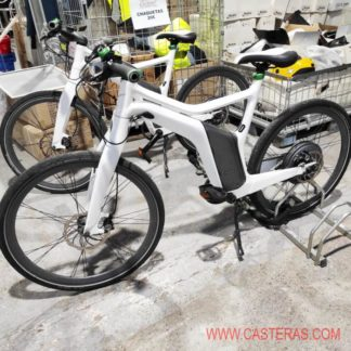 Bicicleta eléctrica Mercedes Smart E-bike