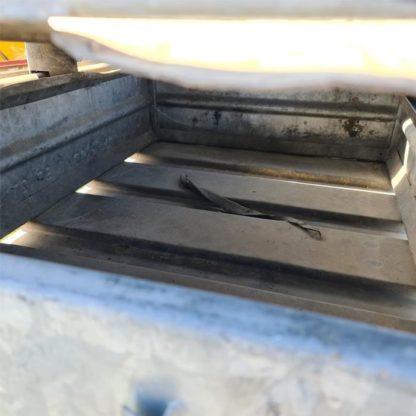 caja metalatica